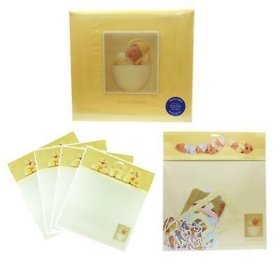 New Anne Geddes 12 X 12 Scrapbook Album With Printed Paper & Scrapbook Kit • 9.95£