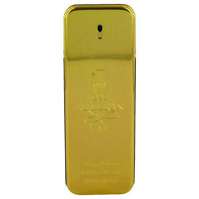 AU89.95 • Buy 1 Million By Paco Rabanne 100ml Edts-Tester Mens Fragrance