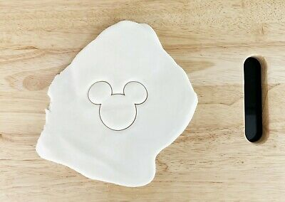 Mickey Mouse Cookie Cutter Cake Decoration Pastry Dough Biscuit • 9.99£
