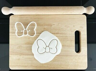 Bow Tie Cookie Cutter Cake Decoration Pastry Dough Biscuit • 3.99£
