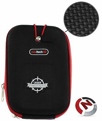 Navitech Black Rangefinder Case Cover For The PINPOINT800C Golf Las... NEW • 15.40£