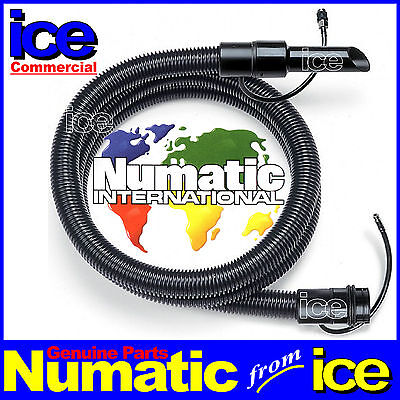 4m NUMATIC 32mm CARPET CLEANER SPRAY EXTRACTION HOSE GEORGE CT370 CT470 CTD570 • 89.99£