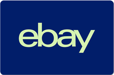 $10 • Buy EBay Gift Card $10 To $200 -  Email Delivery