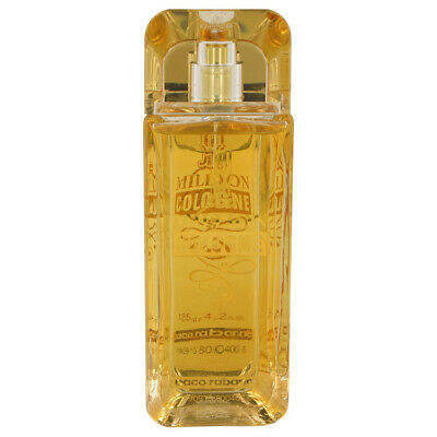 AU99.95 • Buy 1 Million Cologne By Paco Rabanne 125ml Edts-Tester Mens