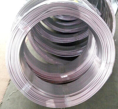 $22.99 • Buy 1 Meter 304 Stainless Steel Coil Tube Roll Pipe Swirl Duct Furl Vessel 8-10mm OD