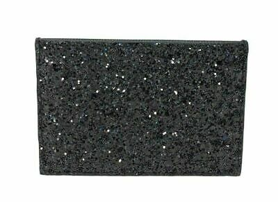 $ CDN49 • Buy Kate Spade Greta Court Graham Black Glitter Card Holder - Canada
