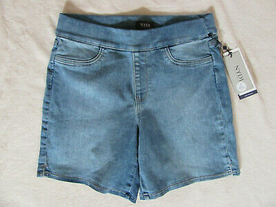 $33.99 • Buy NYDJ Not Your Daughter's Jeans Pull-on Shorts-Clean Dreamstate- Size 6 -NWT $59