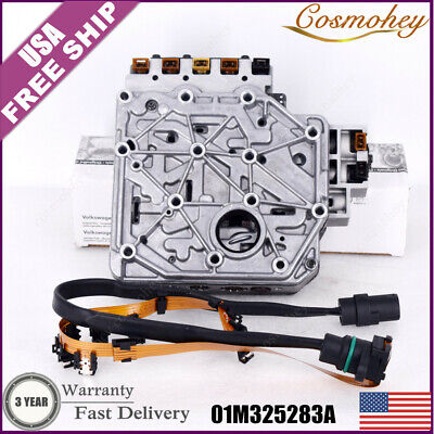$105 • Buy 01M325283A Automatic Transmission Valve Body Set Fits For VW Jetta Golf Beetle