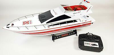 AU84.99 • Buy 2.4ghz Heng Long 3837 Rc Radio Control Atlantic Yacht High Speed Boat Model Toy