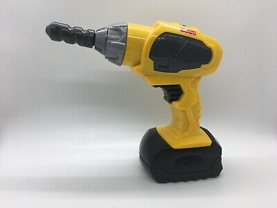 fisher price tools drill