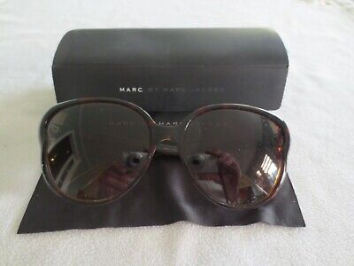 Marc Jacobs Brown Frame Sunglasses. MMJ 369/S. With Case. • 39.99£