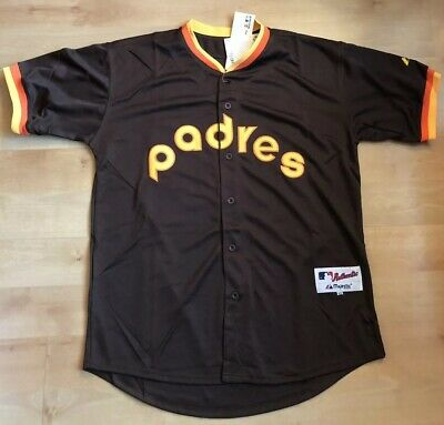 low priced efcb7 fe509 san diego padres throwback jersey