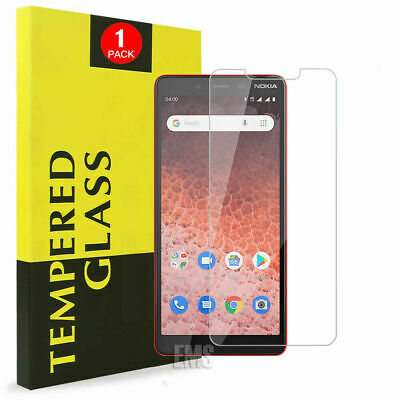 AU5.49 • Buy For Nokia 3 3.1 5 5.1 Plus 6 6.1 7 Plus Tempered Glass Screen Protector Guard AU