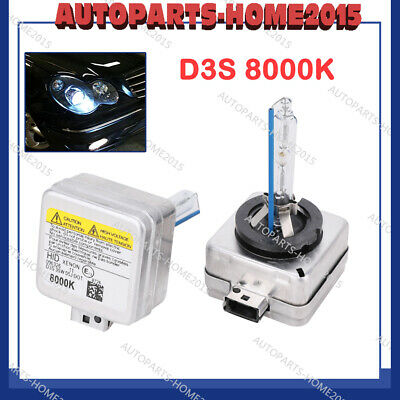 AU41.99 • Buy Car Headlights Bulbs Lamps D3S 35W 8000K Blue White Replacement For VW Audi Ford