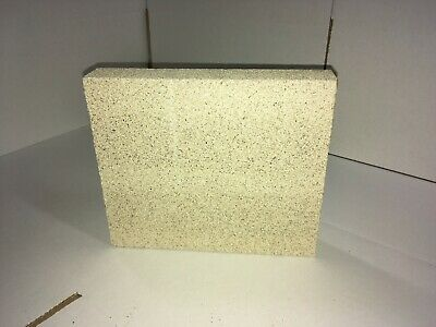 £8.09 • Buy 20mm Vermiculite Fire Brick Sets (cut To Requested Sizes - Added On Request)