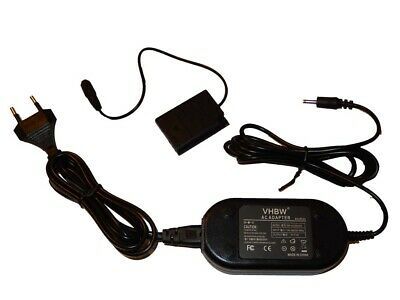 Power Supply + DC Coupler For Nikon CoolPix P900 • 15£