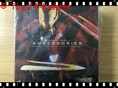 $ CDN285.95 • Buy Hot Toys ACS 004 Avengers Infinity War Iron Man Mark L 50 Accessories (Normal)