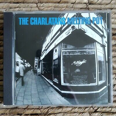 The Charlatans : Melting Pot CD (2002)  • 4.49£