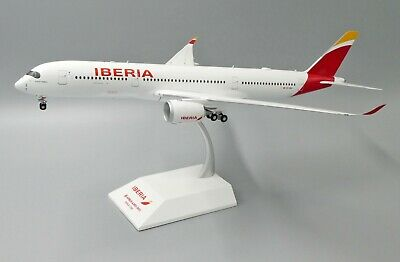 AU189.95 • Buy JC Wings 1:200 Iberia Airbus A350-900 XWB 'Delivery - Flaps Up' EC-MXV (XX2035)