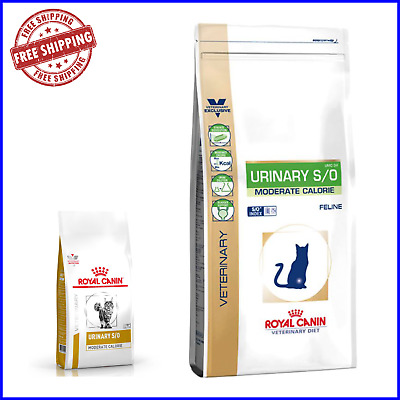 £23.95 • Buy ROYAL CANIN Veterinary Diet Cat - Urinary S/O Moderate Calorie Dry Pet Cat Food