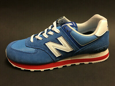 low priced 9ce43 bec9f new balance 574 blau 41 5