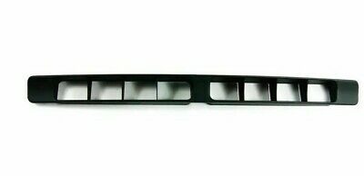 $54.35 • Buy BMW Genuine E30 3-Series Front Bumper Valance Grille Panel 325es 325i 325is NEW