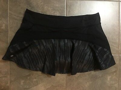 "$ CDN60 • Buy Lululemon ""Ace"" Yoga Skirt (size 10-12, No Dot)"