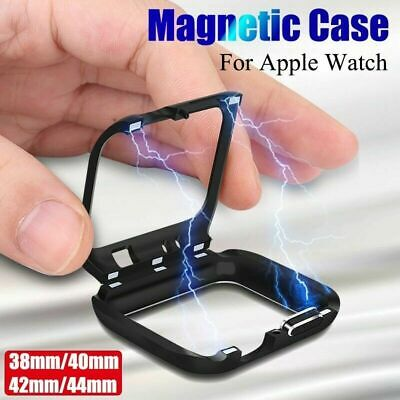 $ CDN4.85 • Buy Magnetic Protection Cover Case For Apple Watch IWatch Series 1-4 38/40/42/44mm
