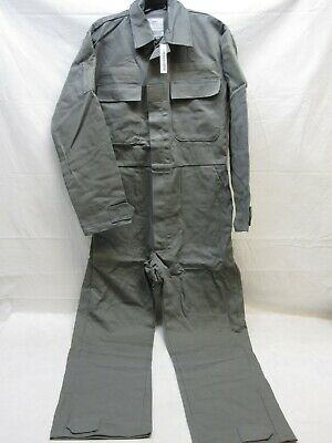 $34.95 • Buy Military Coveralls Army Air Force Foliage Green Overalls Mechanic Utility Suit