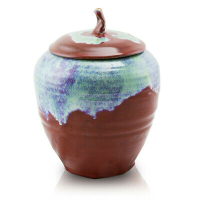 $189.95 • Buy Ceramic Ceramic Urns - Large  Red