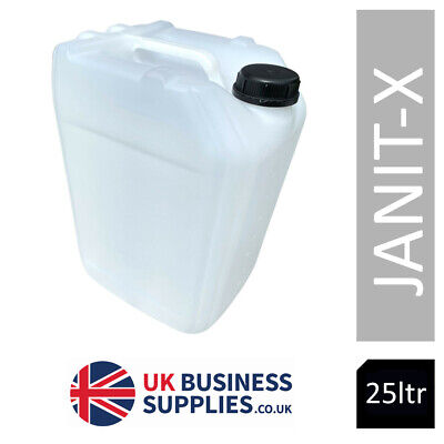 Janit-X 25L Litre Container Jerry Can Tank Bottle Water Food Grade • 7.49£
