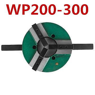 AU125.99 • Buy 3-Jaw Table Chuck Reversible WP-200 WP-300 Clamping Self-Centering Welding