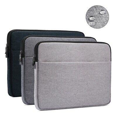 AU20.99 • Buy Waterproof Laptop Sleeve Case Pouch Bag For Macbook Dell HP 11 13 15.4 15.6 Case