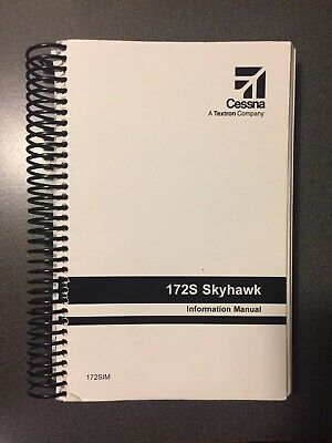 cessna 172 owners manual