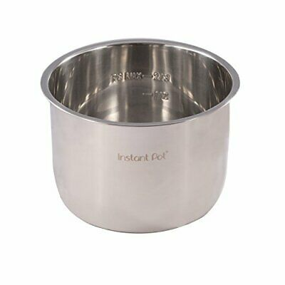 $49.02 • Buy Genuine Instant Pot Stainless Steel Inner Cooking Pot - 8 Quart, New