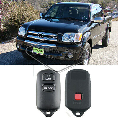 $9.02 • Buy For Toyota Tundra 2004 2005 2006 Car Key Fob Remote Keyless Entry HYQ12BBX/12BAN