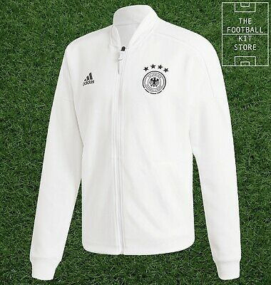 Germany Z.N.E Jacket - Adidas ZNE Football Tracksuit Top DFB - Mens - All Sizes • 42.99£