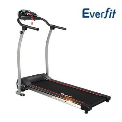AU459 • Buy Everfit Electric Treadmill Home Gym Exercise Machine Fitness Equipment Physical