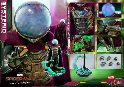 $ CDN406.81 • Buy Hot Toys Spider-Man Far From Home 1/6th Scale Mysterio MMS556 Collectible Figure