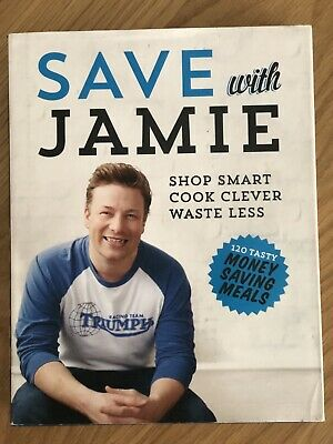 AU20 • Buy Jamie Oliver Save With Jamie (Hardcover, 2013) AS NEW MINT COND FREE SHIPPING