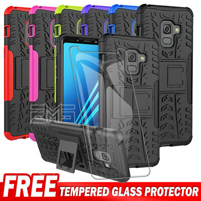 AU8.99 • Buy For Samsung Galaxy J2 J5 J7 Pro A8 J8 2018 Shockproof Heavy Duty Case Cover
