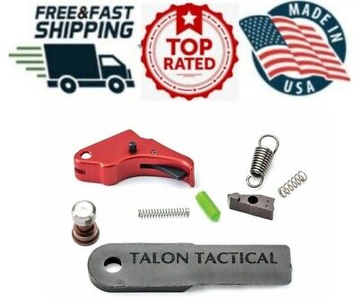 $156.70 • Buy * Apex Tactical Shield Duty/Carry Action Enhancement Trigger Kit RED For S&W M&P