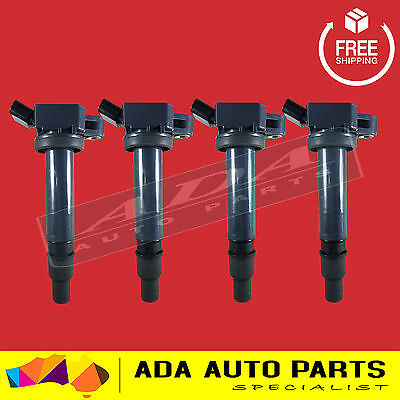 AU79 • Buy 4 X Ignition Coils For Toyota Corolla ZRE152 ZRE182R 05/2007-2014 2ZR-FE Prius 1