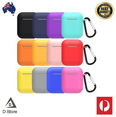 AU5.49 • Buy For Apple Airpods Case Cover Skin Anti Lost Strap Airpod Case Shockproof Holder