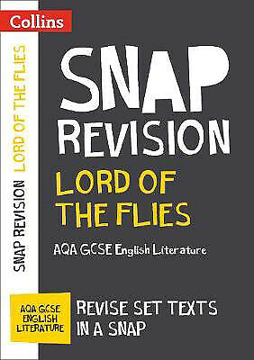 Lord Of The Flies: New Grade 9-1 GCSE English Literature AQA Text Guide • 3.27£