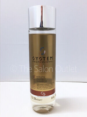 Wella SP System Professional Luxe Oil (L1) Keratin Protect Shampoo 250ml • 17.95£