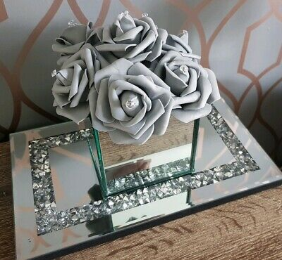 Mirrored Rose Boxes • 15£