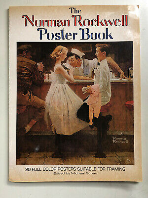 $ CDN5.50 • Buy Norman Rockwell Poster Book