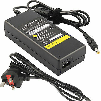 £8.99 • Buy 19V 4.74A 90W Laptop Charger AC Adapter For Samsung R517 R518 R522 R530 R580