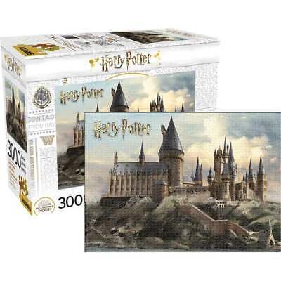 AU44.95 • Buy Harry Potter Hogwarts Castle Jigsaw Puzzle 3000 Pieces